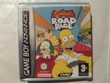 The Simpsons: Road Rage (Gameboy Advance)