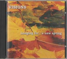 Visions - Longing For - A New Spring CD Norsk pop