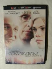 Thirteen Conversations About One Thing (M)
