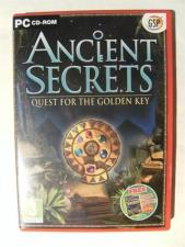 Ancient Secrets: Quest For The Golden Key (PC - NM)