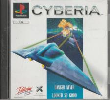 Cyberia PS1 Playstation 1