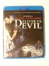 Deliver Us From Evil - Bluray (M)
