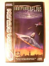 Independence Day: The Game (Sega Saturn - EX)