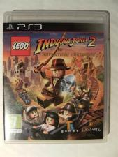 Lego Indiana Jones 2: The Adventure Continues (PS3 - M)
