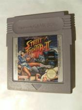 Streetfighter II (Gameboy)