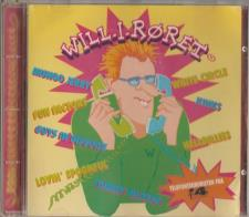 Will-i-røret CD Will i røret P4 PIL CD 3