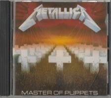 Metallica - Master Of Puppets CD 1986