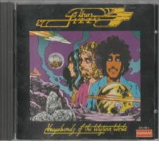 Thin Lizzy - Vagabonds Of The Western World CD 1991