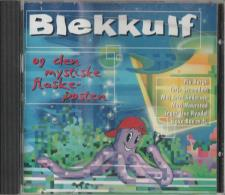 Blekkulf og den mystiske flaskeposten CD 1996