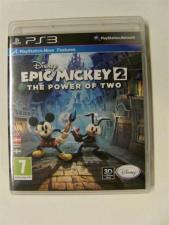 Epic Mickey 2: The Power of Two (PS3 - M)