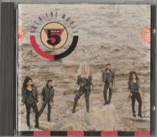 Five Star - Rock The World CD 1988 Synth pop