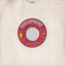 The Beatles - I Want To Hold Your Hand 7' vinyl singel 1963