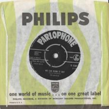 The Beatles - We Can Work It Out / Day Tripper 7' vinyl