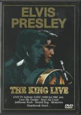 Elvis Presley - The King Live DVD