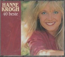 Hanne Krogh - 40 Beste 2CD Bobbysocks Just 4 Fun