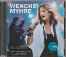 Wenche Myhre - In Concert - CD