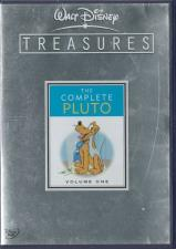 Walt Disney Treasures : The Complete Pluto Volume One DVD