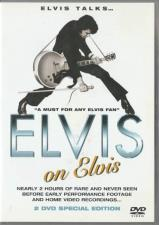 Elvis On Elvis - Elvis Talks DVD (Dobbel DVD)