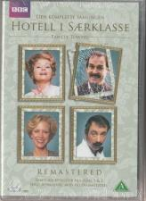 Hotell I Særklasse Sesong 1 & 2 DVD Fawlty Towers forseglet