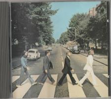 The Beatles - Abbey Road CD 1987