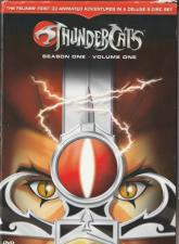 Thundercats DVD Thunder Cats Season One - Vol. One ( 6 DVD )