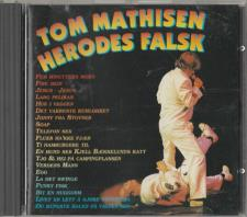 Tom Mathisen & Herodes Falsk - Funky Fisk CD 1994